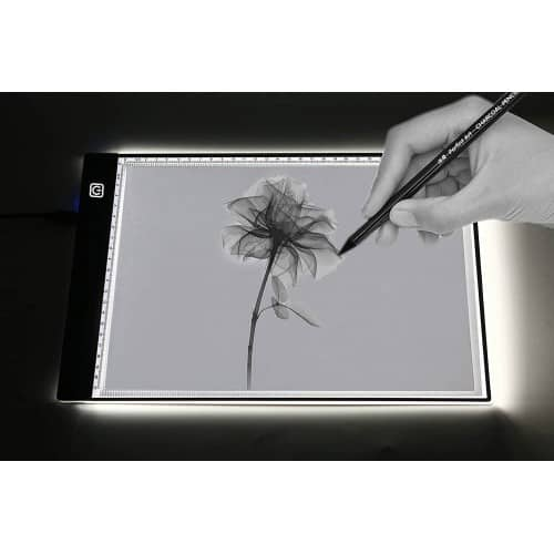 A4 LED Table Light