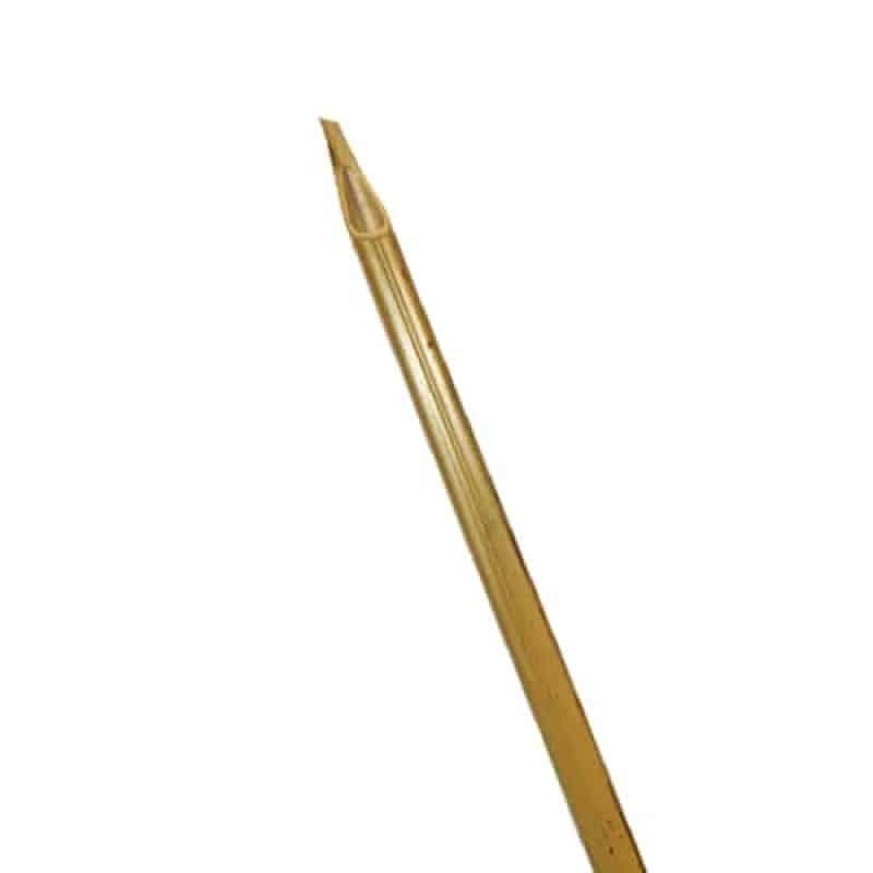 flat bamboo pen