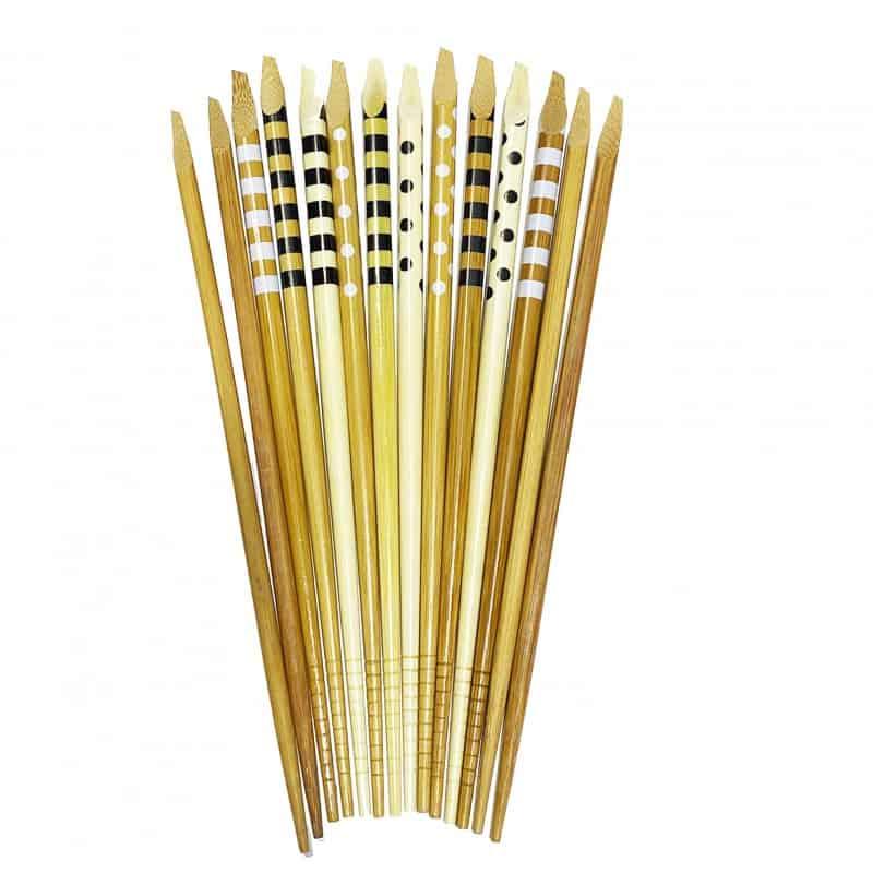 Chinese bamboo pen